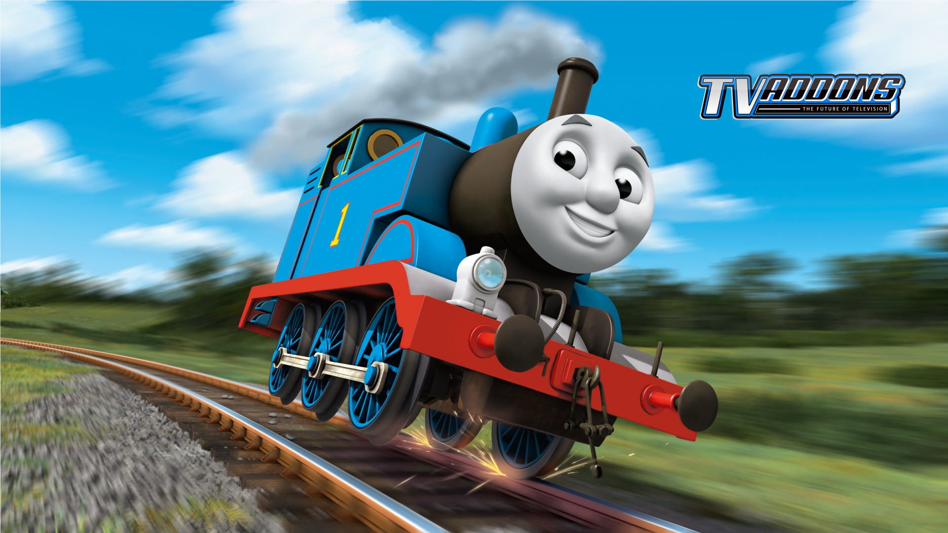 Thomas and Friends fanart