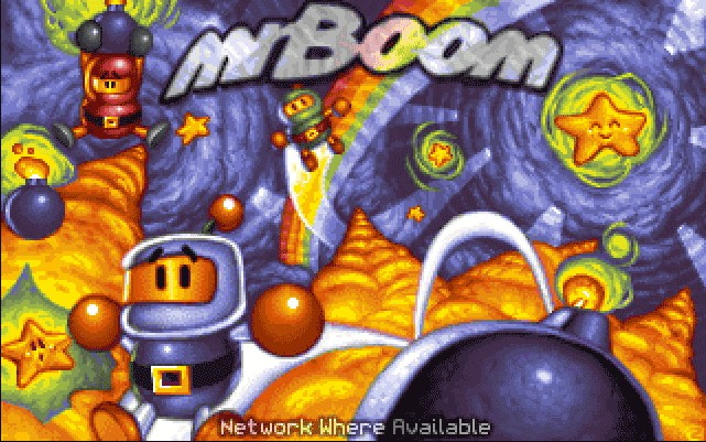 mr.boom (bomberman)