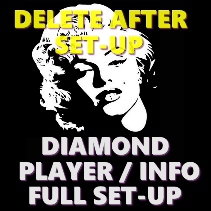 Diamond Player + Info + Debrid Tool Installer