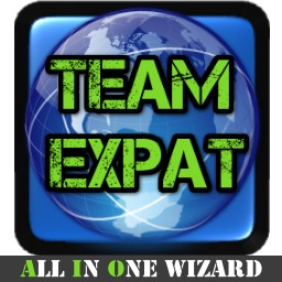 team expat aio wizard
