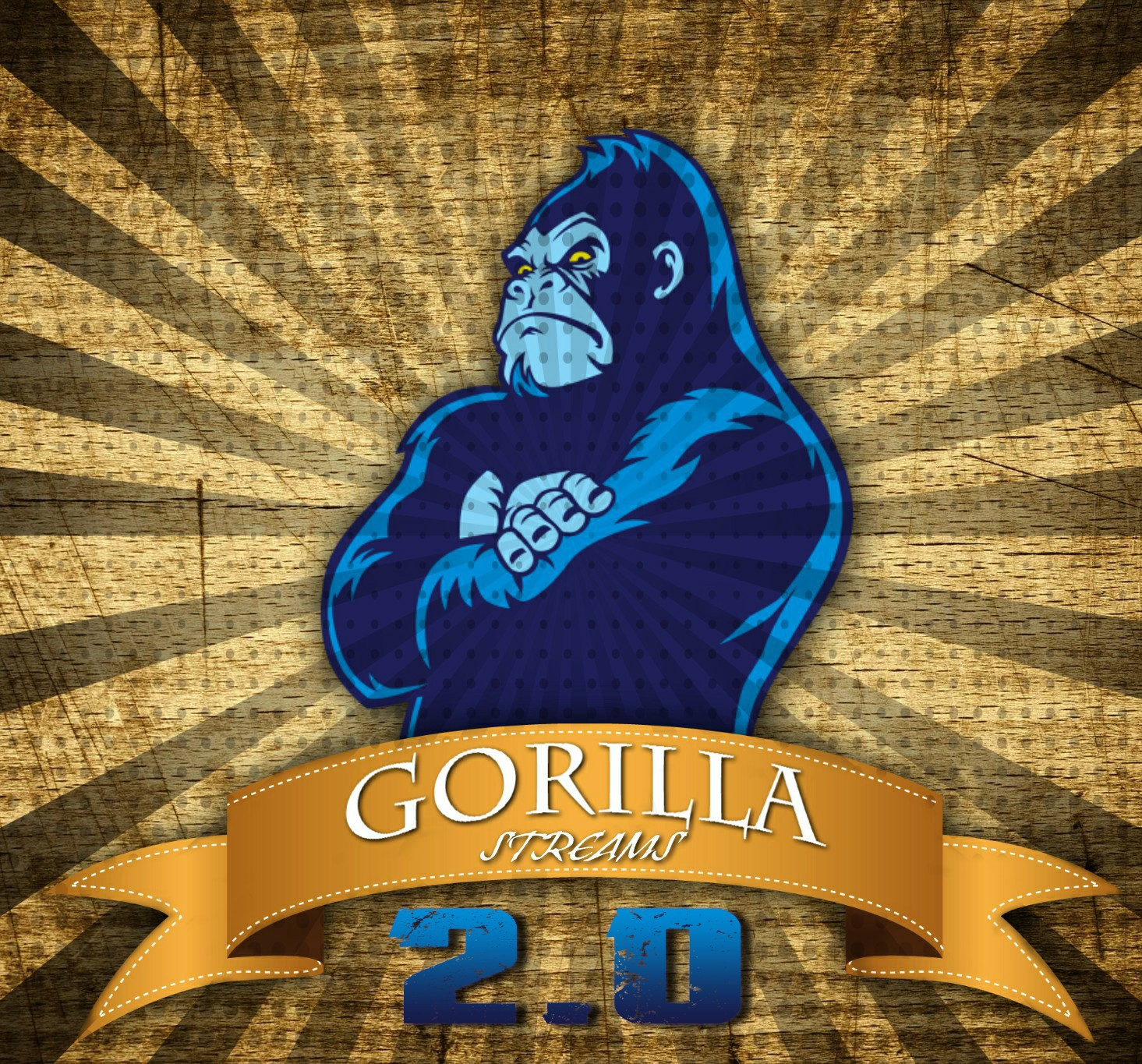 gorilla streams 2.0