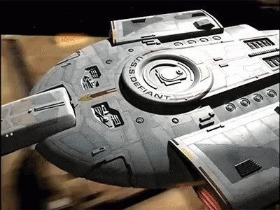 The USS Defiant - preset select link