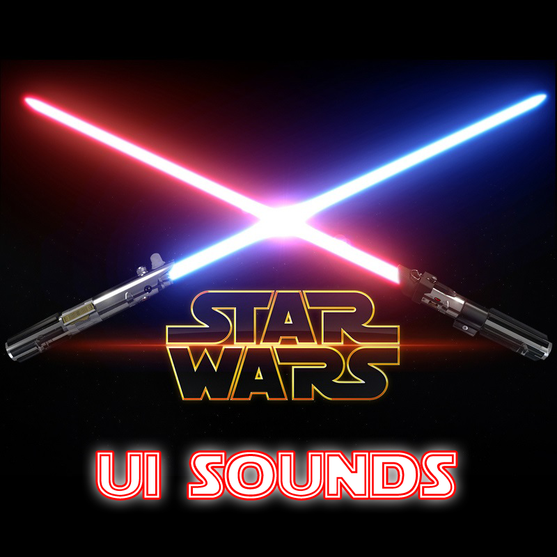 Star Wars UI Sounds