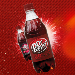 Dr Pepper Screensaver