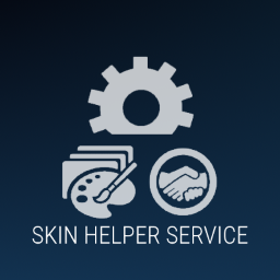 Skin Helper Service Widgets