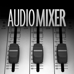 kodi audio mixer