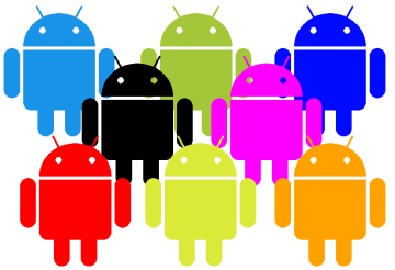 choose an android