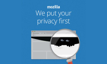 Mozilla data privacy