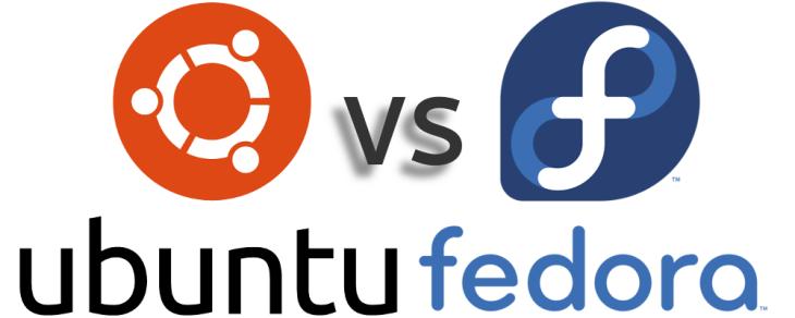 ubuntu vs fedora