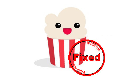 Popcorn-Time fixed