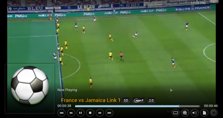 France vs Jamaica