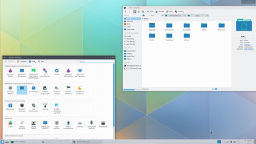 KDE Breeze based customization