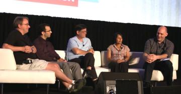 LinuxCon panel
