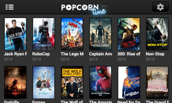 Popcorn-Time Android