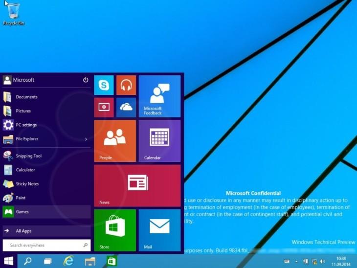 Windows-9-Preview-Build-9834