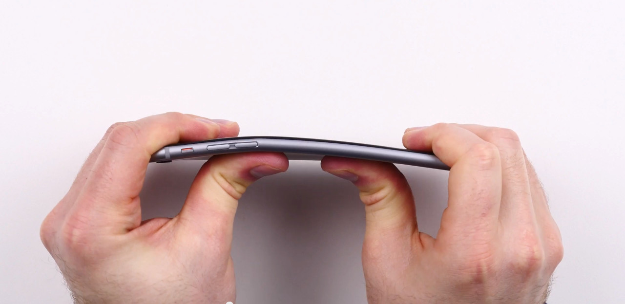 iPhone 6 & 6 plus Bending