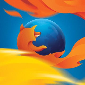 Firefox celebrates 10