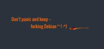 VUA forks Debian