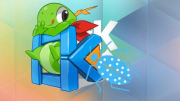 Fix KDE X Error: BadDrawable