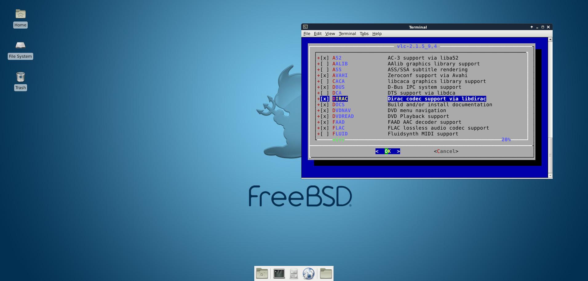 Comparison: Gentoo Vs FreeBSD, Tweak Tweak Little Star - page 2 | IWF1