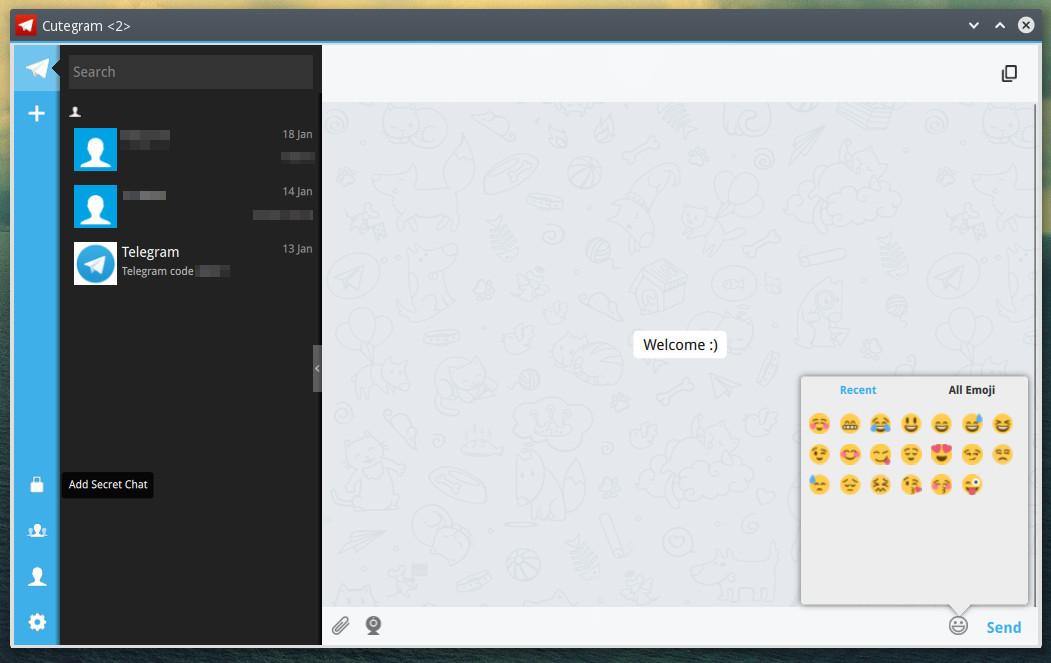 Cutegram 2.0