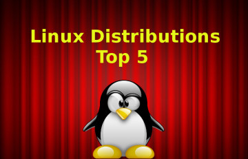 Linux distros top 5