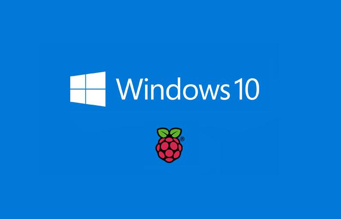 Windows 10 comes to Raspberry Pi 2