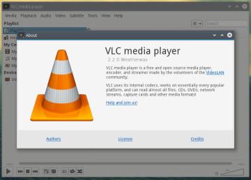 "VLC 2.2.0 ""Weatherwax"""