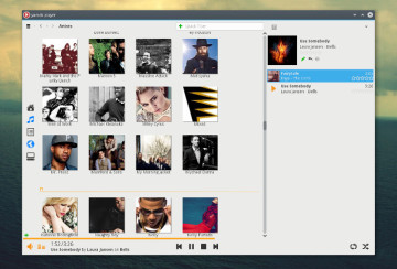 Yarock music player