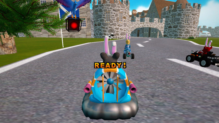 SuperTuxKart 0.9 RC