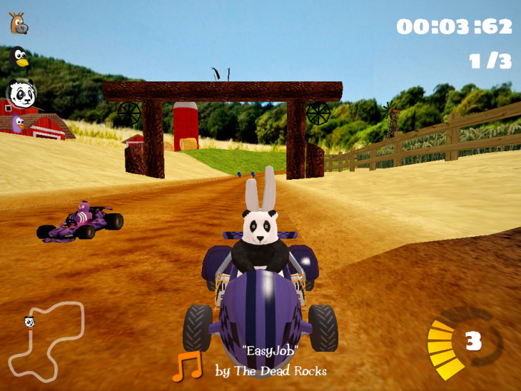 supertuxkart new character