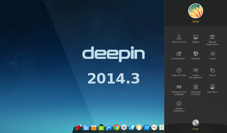 Deepin 2014.3