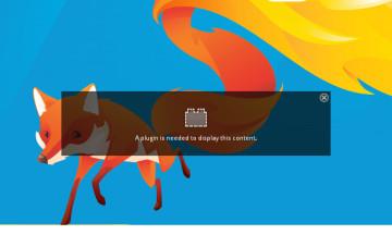 Firefox 40.0.2 Flash bug