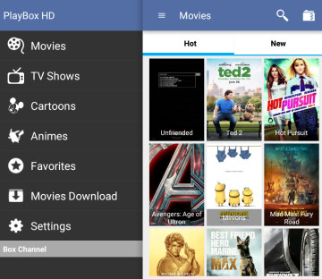PlayBox HD