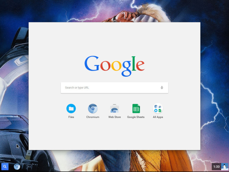 Chrome OS For Free