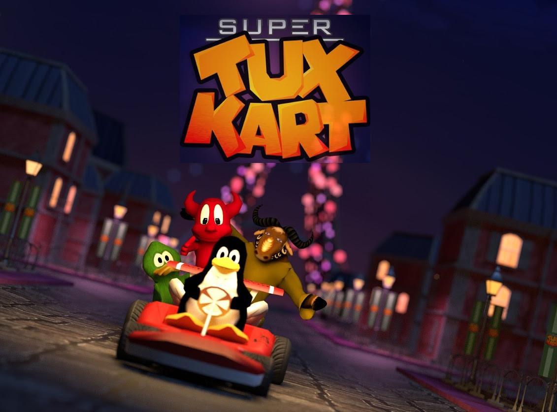SuperTuxKart 0.9.1