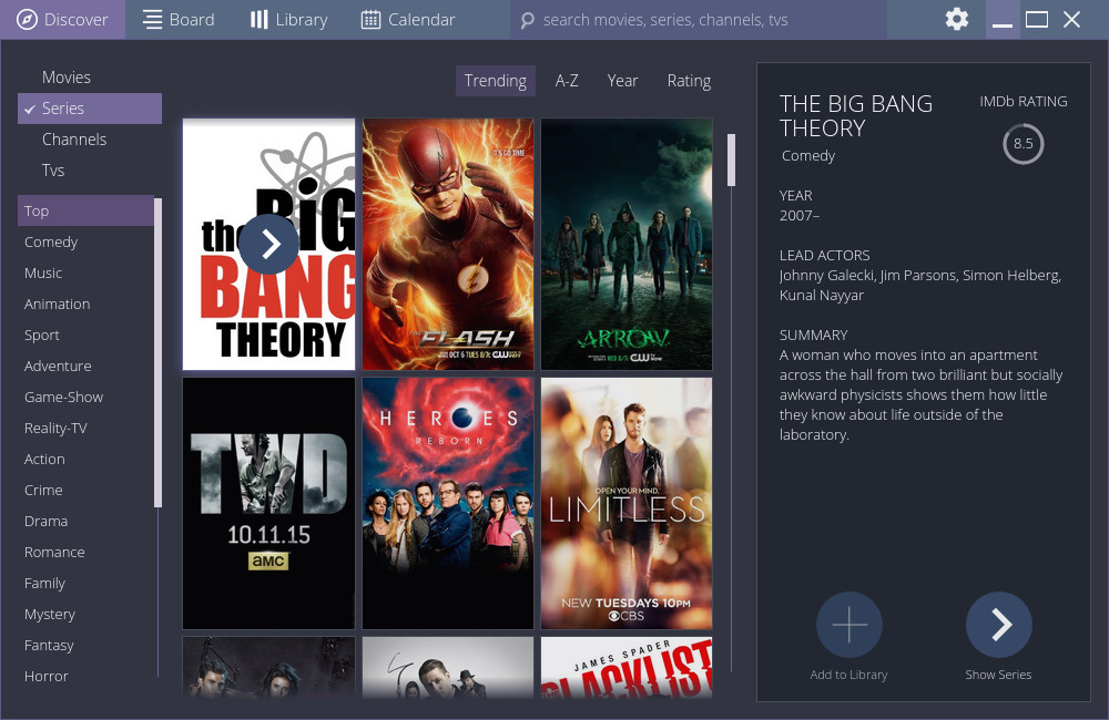 Popcorn Time Is Giving You The Hard Time Try Stremio