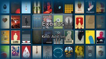 Exodus Kodi Addon