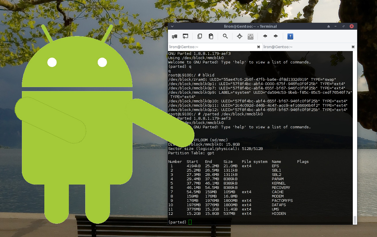 How To: Re-partition Your Android Tablet Or Smartphone? (All