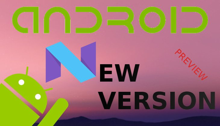 Android N preview