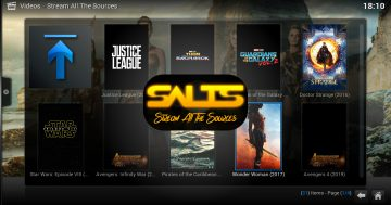 SALTS - stream all the sources