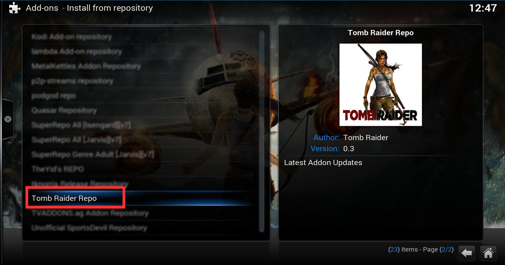 The Pyramid Kodi Addon Brings You Entertainment For The