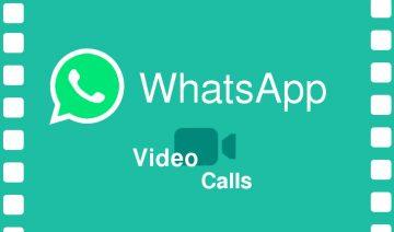 WhatsApp Video Calls