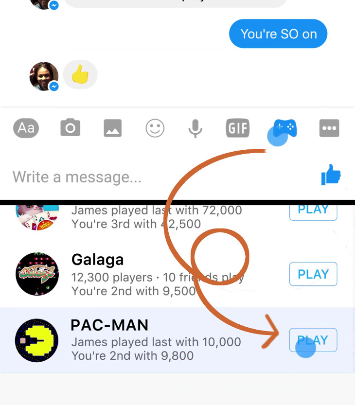 Facebook Presents: Instant Games - Play Without Install | IWF1