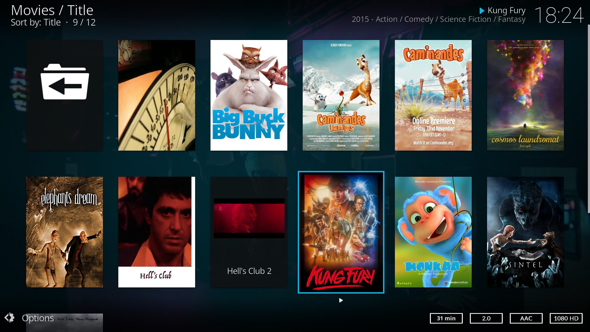 New Kodi  Builds Download Stable