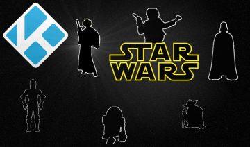 Kodi 18 Star Wars code-named