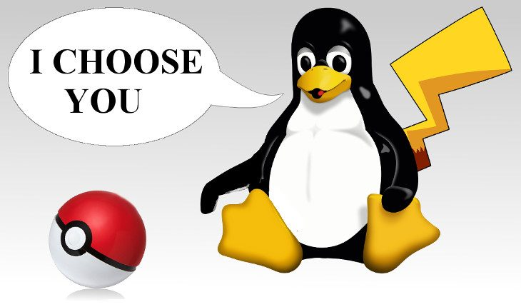 Linux users chose their best programs starting 2017