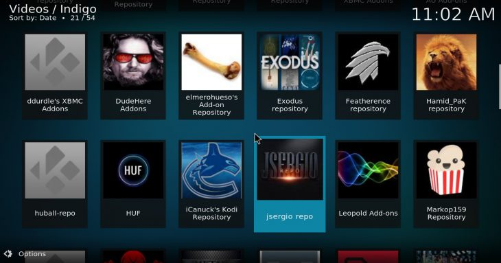 Addon Installer lets you view and install unofficial Kodi addons