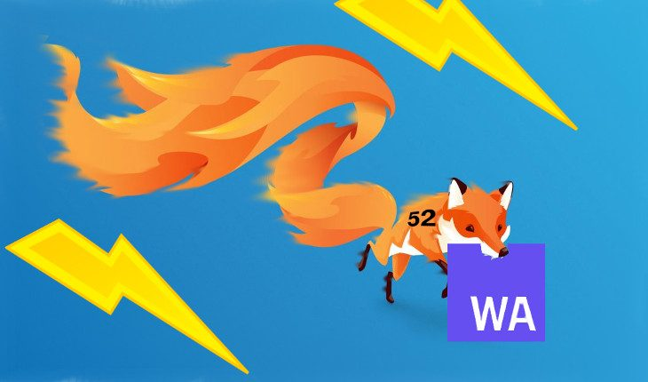 Firefox 52 and WebAssembly