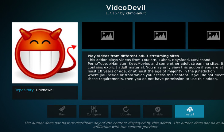 How to install VideoDevil